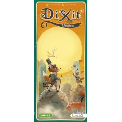 "Jeu ""Dixit"" - extension n° 4 ORIGINS"