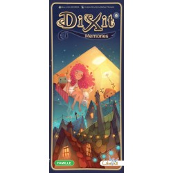 "Jeu ""Dixit"" - extension n° 6 MEMORIES"