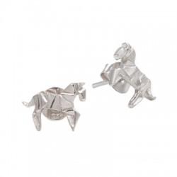 """Boucles d'oreille """"Horse"""""""