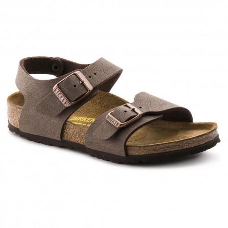 """Chaussures Birkenstock enfant NEW YORK """"Mocca"""""""