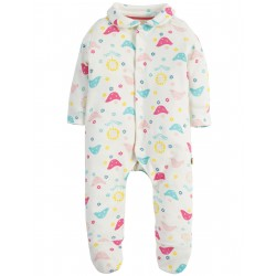 "Pyjama bébé ""Chickadee"" - coton bio"