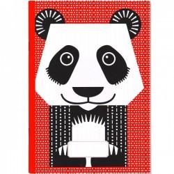 "Cahier FSC ""Panda"""