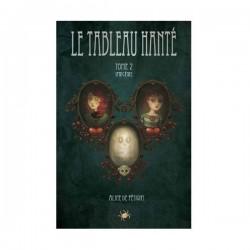 """Livre """"Le tableau hanté T2"""""""