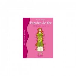 """Livre Paroles de fées """"Sept belles idées pour la vie"""""""