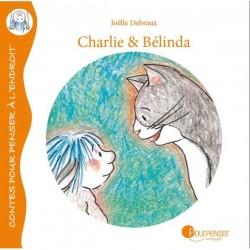 "Livre ""Charlie et Belinda"""
