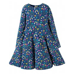 "Robe ""Sofia Skater Dress, Perfect Day"" - coton bio"