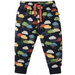 "Pantalon bébé ""Snuggle Crawlers, Warm Scandi Skies"" - coton bio"