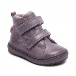 "Chaussures Bisgaard ""Tex boot velcro"" Grey"