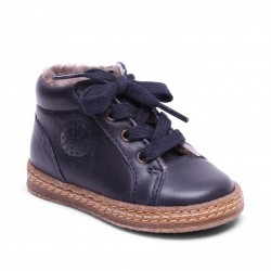 "Chaussures Bisgaard ""Prewalker"" Navy"