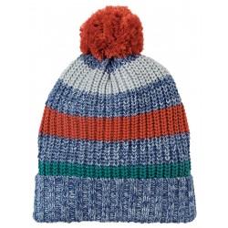 "Bonnet ""Campfire multistripe"" - coton bio"