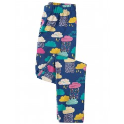 "Legging ""Bright Scandi Skies"" - coton bio"