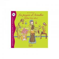 """Livre """"Les Projets d'Ariadhie"""""""