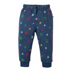 "Pantalon bébé ""Snuggle Crawlers, Starry Sky"" - coton bio"
