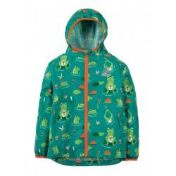 """Veste de pluie """"Puddle Buster Pack Away Jacket, Samson Green Frog Pond"""""""