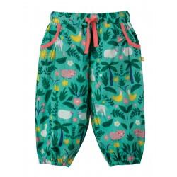 """Pantalon bébé """"Pretty Pull Ups, St Agnes Farm Floral"""" - coton bio"""