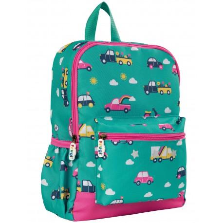 """Sac à dos """"Adventurers Backpack, Aqua Rainbow Roads"""" - polyester recyclé"""