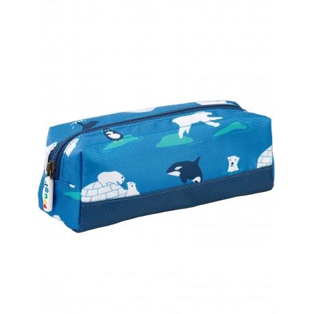 """Plumier """"Crafty Pencil Case, Polar Play"""" - polyester recyclé"""