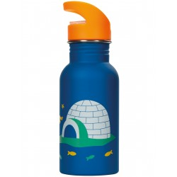 "Gourde ""Splish Splash Steel Bottle, Polar Game"""