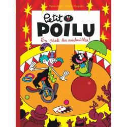 """Livre Petit Poilu """"En piste les andouilles !"""" version poche - tome 14"""