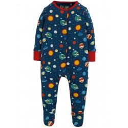 "Pyjama bébé ""Lovely Babygrow, Intergalactic"" - coton bio"