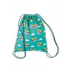 """Sac de sport """"Good To Go Bag, Pacific Aqua Mandarin Ducks"""""""
