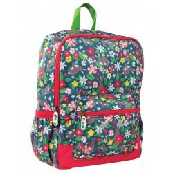 "Sac à dos ""Adventurers Backpack, Rabbit Fields"" - polyester recyclé"