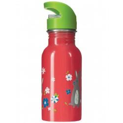 """Gourde """"Splish Splash Steel Bottle, Watermelon / Bunny"""""""