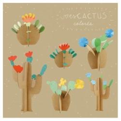 """Kit créatif """"Cactus"""""""