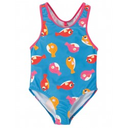 "Maillot ""Sally Swimsuit, Puffer Fish"" - polyester recyclé"